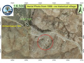 Aerial-Photo-Susiya-area-1999-6f1c6be6cb078b61f02e2110ca531685e38bb2bd