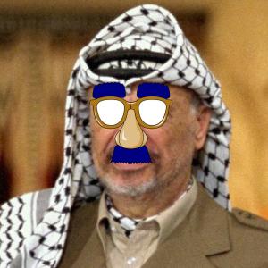 Groucho Arafat