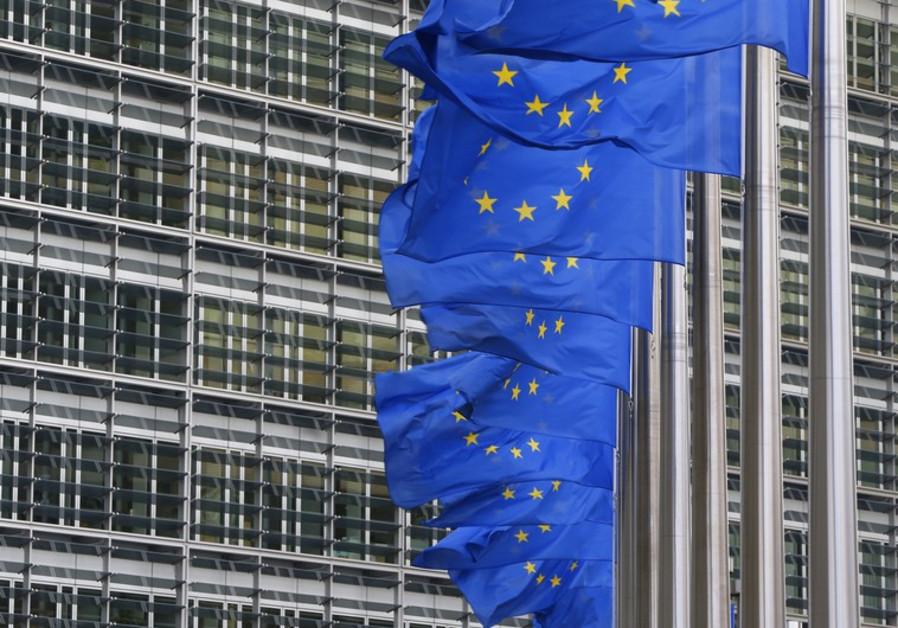 eu flag (european union)