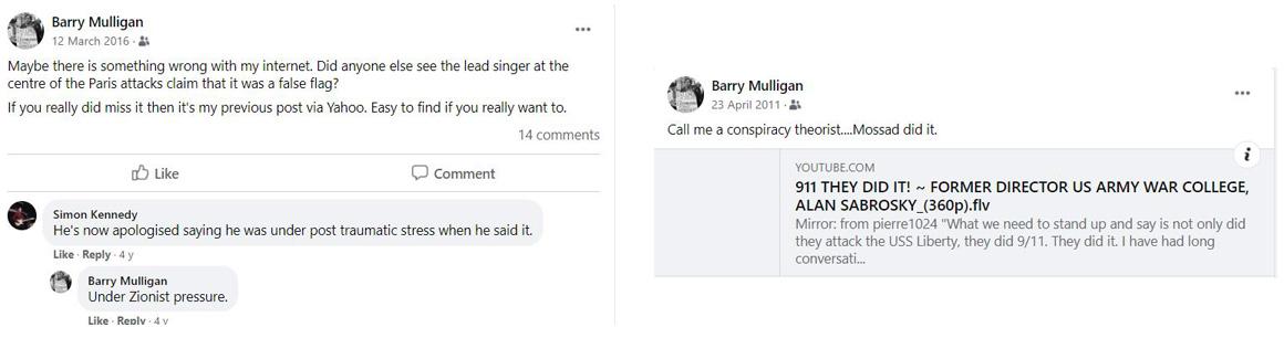 barry mulligan